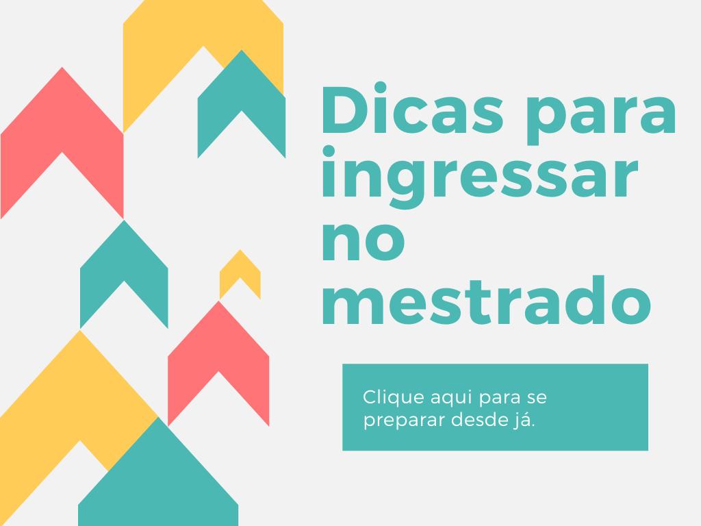 Saiba como ingressar no Mestrado em Ciências da Nutrição da Universidade Federal Fluminense.
